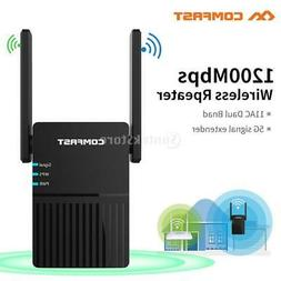 Long Range Dual-Band 2.4&5Ghz Wireless Wifi Router Extender