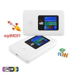 LR113D 10/100/1000Mbps 150Mbps 4G Wifi Router Mobile Wireles