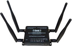 MOFI4500-4GXeLTE-SIM3 4G/LTE Router AT&T T-Mobile with Embed