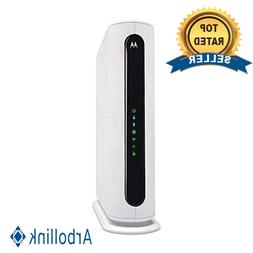 Motorola MG7550 Cable Modem 16x4 686Mbps Comcast Xfinity, Co