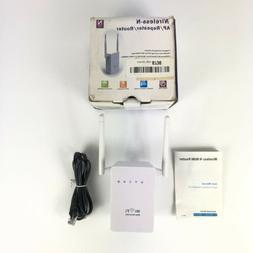 Mini Wireless N WiFi Repeater Range Extender Signal Booster