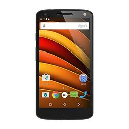 "Motorola Moto X Force XT1580 32GB Black, 5.4"", Unlocked GSM"