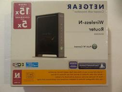 Netgear N300 300 Mbps 4-Port 10/100 Wireless N Router  - NEW