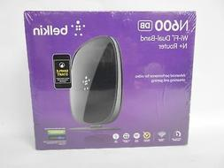 BELKIN N600 WIRELESS DUAL-BAND N + ROUTER