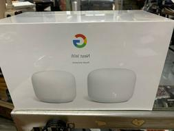 Google Nest Wifi Router and Point - Snow BRAND NEW, SEALED