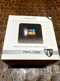 NEW Securifi Almond Color Touch Screen Wireless Router + Wif