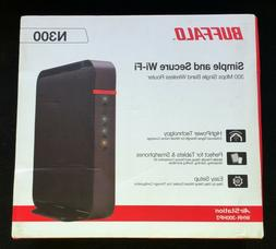 New Buffalo AirStation HighPower Hi-Speed Wireless Router N3
