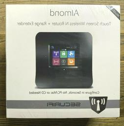 New Sealed Securifi Almond Touch Screen Wireless N Router &