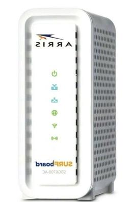 NEW ARRIS SURFboard SBG6700-AC Cable Modem AC1600 WiFi Route
