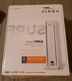New ARRIS SURFboard SBG6900-AC DOCSIS 3.0 Cable Modem & Wi-F