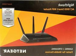 NETGEAR #R6900P Nighthawk AC1900 Smart WiFi Router - New, Se