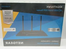 Netgear Nighthawk AC2600 Smart WiFi Router R7450-100NAS - Bl