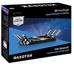 Netgear Nighthawk X6 AC3000 WiFi Router Dual Band Smart Echo