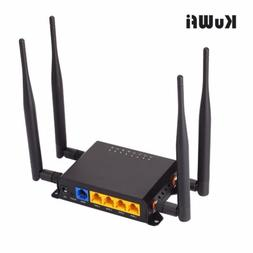 High Power 300Mbps portable wifi router and Repeater Support