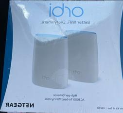 Netgear Orbi AC3000  Tri-Band Wireless Router & Satellite...
