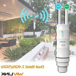 Wavlink Outdoor AC600 2.4&5G Repeater AP Wifi Signal Booster