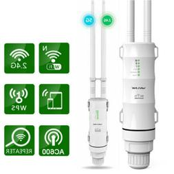 Wavlink AC600 High Power Outdoor 2.4G/5G 300Mbps Wifi Range