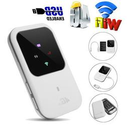 Portable 4G WIFI Router 150Mbps LTE Mobile Broadband Hotspot