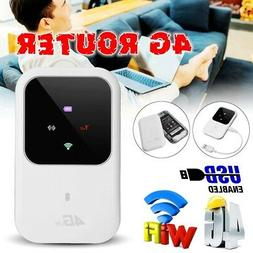 Portable 4G LTE WIFI Router 150Mbps Mobile Broadband Hotspot