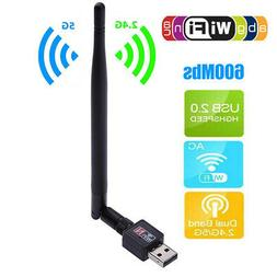 portable 600mbps usb2 0 wifi router wireless