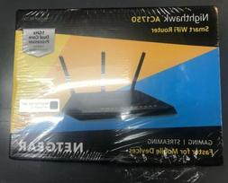 NETGEAR R6700 Nighthawk AC1750 Dual Band Smart WiFi Router-N