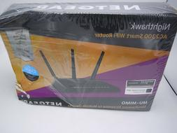 NETGEAR R7000P Nighthawk AC2300 Smart Wave 2 WiFi Router 1GH