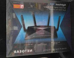NETGEAR R9000 Nighthawk X10 Smart WiFi Router AD7200 Wireles