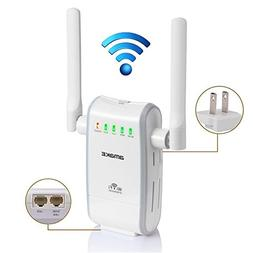 AMAKE WiFi Repeater Range Extender,WiFi Router Extender/Wire