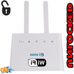 Huawei Wi-Fi Router B310-518 Unlocked 4G LTE CPE 150 Mbps  +