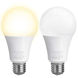 Smart Led Light Bulb Wi-Fi Bulb ANOOPSYCHE Dimmable 2700K-65