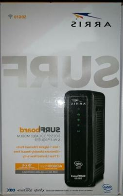 Arris Surfboard DOCSIS 3.0 Cable Modem And WiFi Router