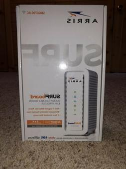 ARRIS SURFboard SBG6700-AC Cable Modem AC1600 WiFi Router Co