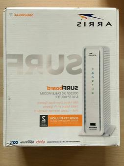 ARRIS SURFboard SBG6900-AC Cable Modem AC1900 WiFi Router Co