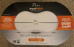 Surfboard Sbr-Ac1900P Ac1900 Wi-Fi Router With Ripcurrent