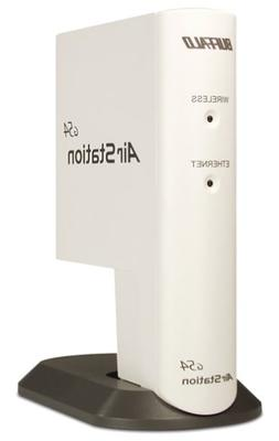 Buffalo Technology AirStation 54Mbps Wireless Compact Repeat