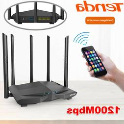 Tenda AC11 1200Mbps 2.4GHz/5GHz Dual Band WiFi Router Wirele