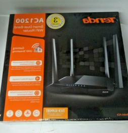 Tenda AC6 AC1200 Smart Dual Band Wireless WiFi Router -NEW-