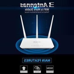 Tenda F3 300Mbps Wireless WiFi Router WiFi Repeater Multi La