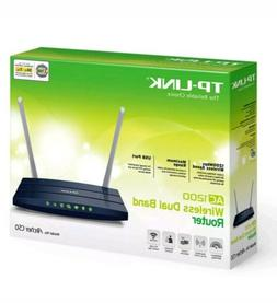 TP-Link AC1200 Wireless Wi-Fi Dual Band Fast Ethernet Router