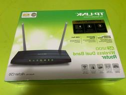 TP-Link Archer C50 AC1200 dual-band wireless/wifi AC router