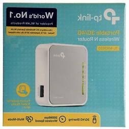 TP-LINK TL-MR3020 V3 Portable 3G 4G USB Modem Wireless N WiF