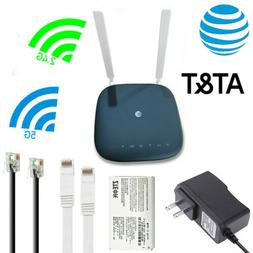 Unlocked AT&T ZTE MF279 4G Cat6 Wi-Fi Modem LTE 300Mbps Wire