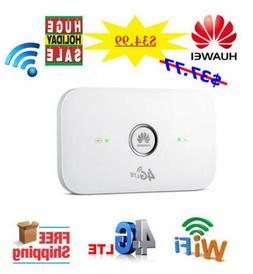 Unlocked HUAWEI E5573C-322 4G LTE 150Mbps Router Wireless Mo