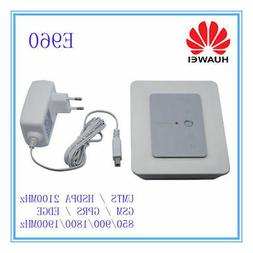 Unlocked Huawei E960 3g Wifi Router With Voice Call & Sim Ca