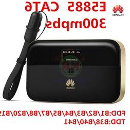 unlocked <font><b>Huawei</b></font> E5885 300mbps cat6 4g <f