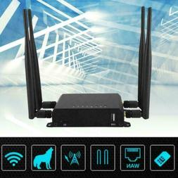 USA 4G LTE Wireless Router Industrial WIFI Router SIM Card S