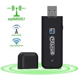 1200mbps USB Wifi Adapter Dual Band 2.4G/5.8G Wi-fi Wireless