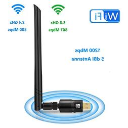 usb wireless adapter realtek rtl8812