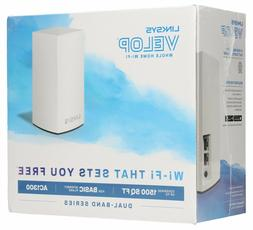 Linksys Velop AC1300 Dual-Band Whole Home WiFi Intelligent M