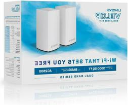 Linksys Velop – WIFI Router/Extender for Whole-Home Mesh N